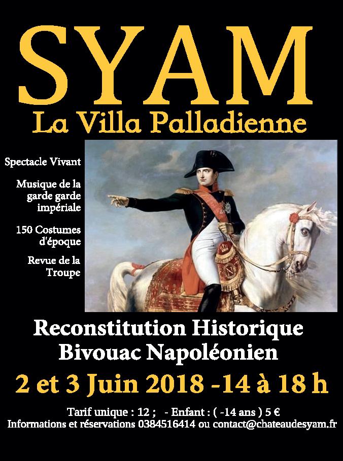 Reconstitution Historique Bivouac Napoléonien