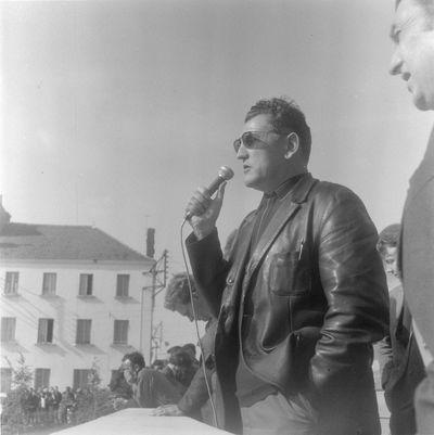 Conférence Parcours de militants autour de Mai 68