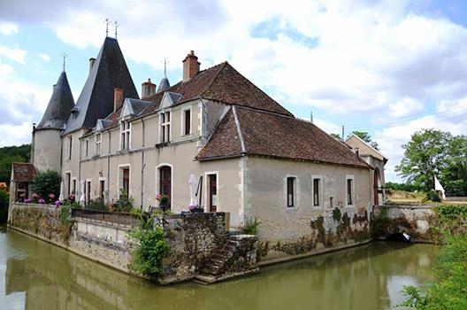 photo de Château de Gérigny