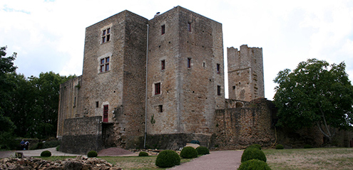 photo de Château de Thil