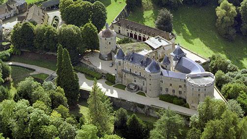 photo de Château de Chastellux