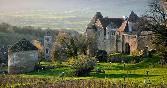 Château de Pontus-de-Tyard