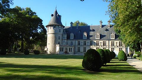 Château de Montigny-sur-Aube