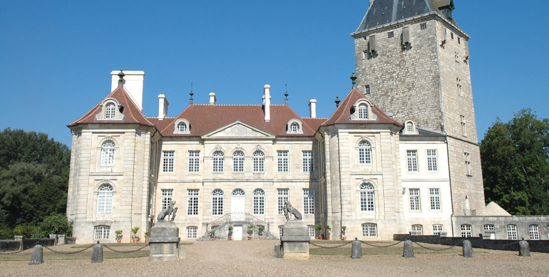 photo de Château de Talmay