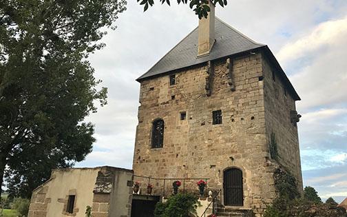 Château de Savigny-le-Vieux