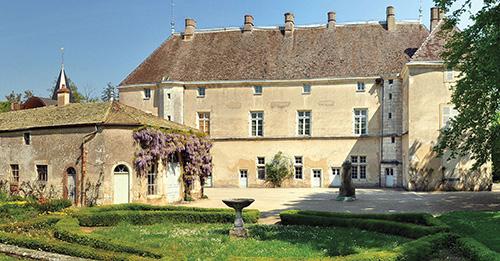 photo de Château de Germolles