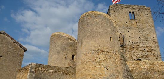 Château de Semur-en-Brionnais