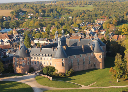 photo de Château de Saint-Fargeau