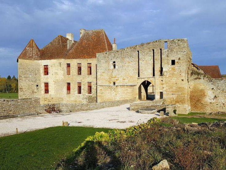 photo de Château d'Eguilly