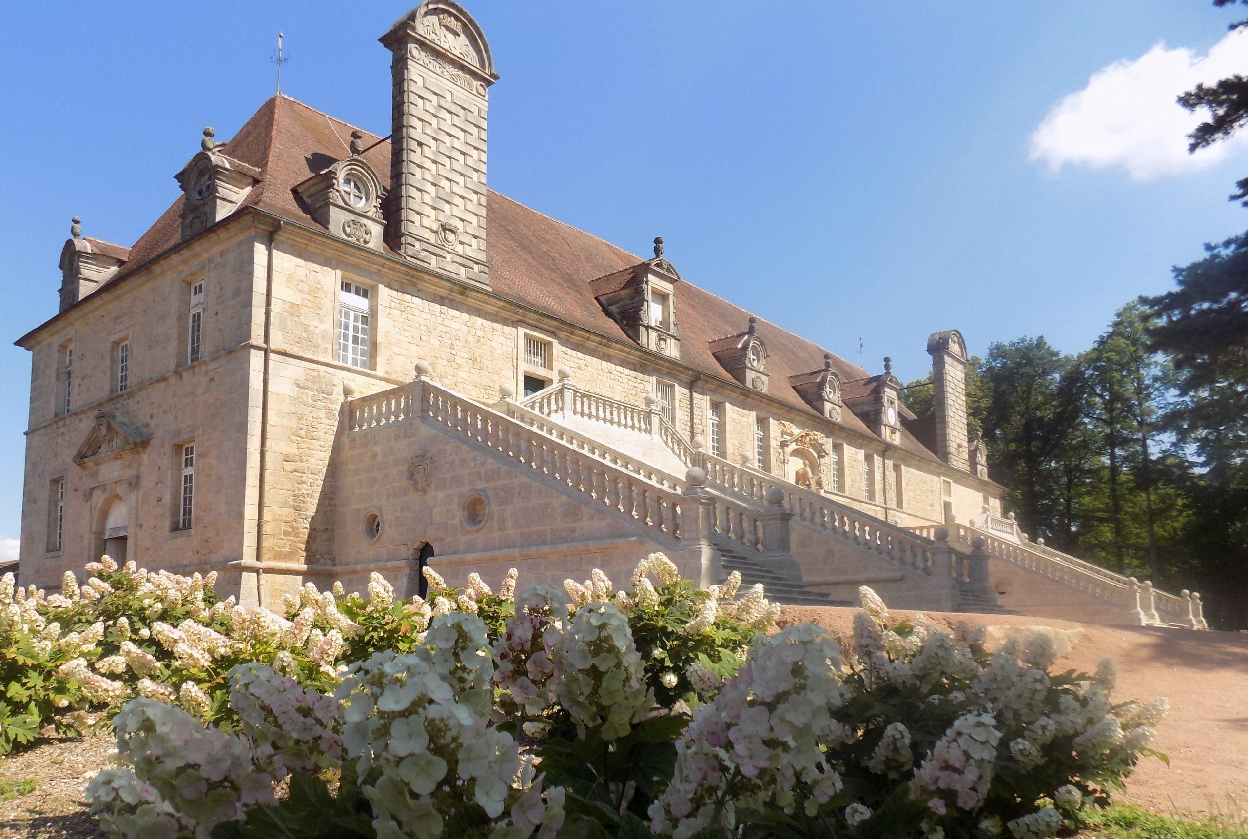 photo de Ecuries du château de Chaumont en Charolais
